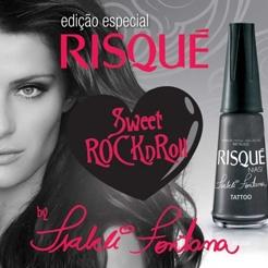 Post Thumbnail of Esmaltes: Coleção Rock'n'Roll Risqué