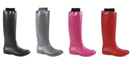 Moda: Galochas DKNY   Voyager Rain Boot   galochas dkny   sapatos moda    Sapatos preço onde comprar Moda Galochas flat DKNY botas