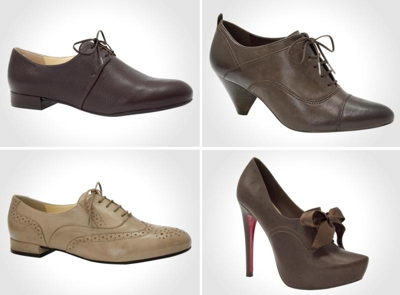 f703fc9da E outra tendência são os sapatos com salto alto e quadrado. Isso mesmo! Já  vi em algumas lojas esses modelos, e parece que virão com tudo nesse  inverno.