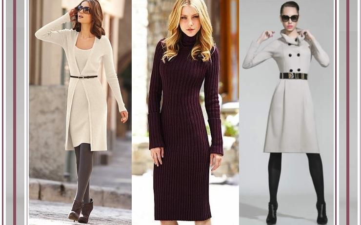 Na Moda  Vestidos Para Arrasar Nesse Inverno  Vestidos Elegantes