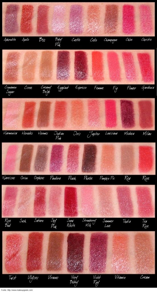 Swatches   NYX Round Lipstick   Fotos!   nyx round lipstick swatches 6   maquiagens makeup boca    Vermelho swatches rosa pink NYX Round Lipstick NYX Maquiagens coral Cobre Cherry Culture Bronze Bege batons 